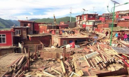 US State Department criticises demolitions at Larung Gar