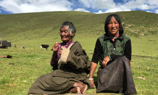 INJUSTICE AND BRUTALITY: A DEATH IN TIBET