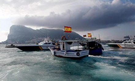 Spain risks incident in Gibraltar, MPs warn Nato