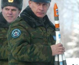 Putin Poised for New Assault Upon Ukraine Ukrainian