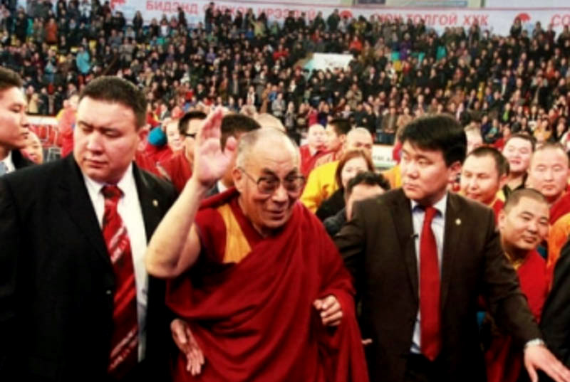Mongolia Welcomes Dalai Lama Over China's Objections