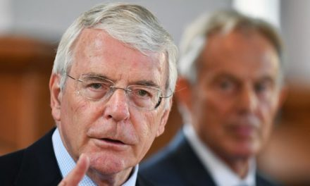 John Major: case for second Brexit referendum is credible