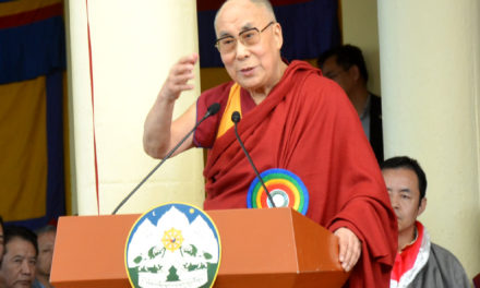 "Two women stage protest in Tibet, call for ""long life of the Dalai Lama"""