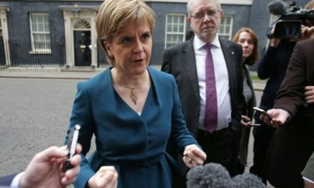 Nicola Sturgeon sounding a little 'Fishy' as Confusion reigns over  single market 'membership' Brexit demand