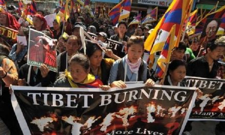 146TH TIBETAN BUDDHIST MONK SELF-IMMOLATES IN WEST CHINA