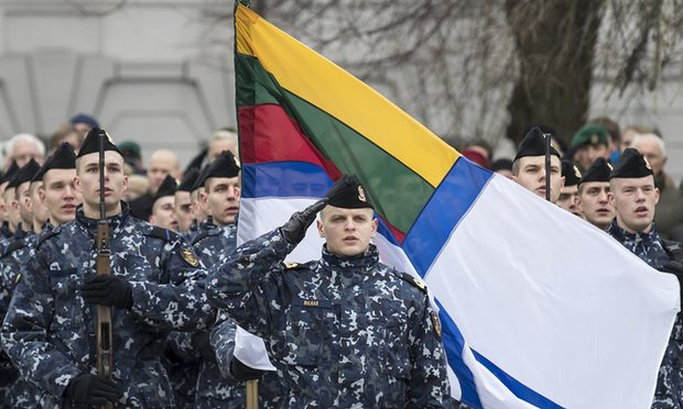 Ready for Russia: Lithuanians taught how to resist invasion