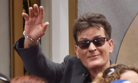 Charlie Sheen defends wishing Donald Trump dead in a tweet
