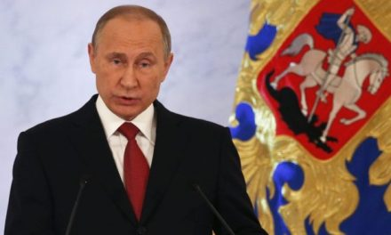 Russia 'not seeking conflict' – Putin tells nation
