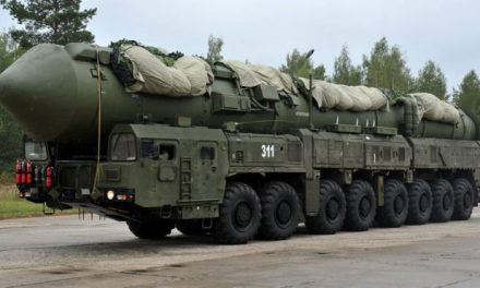 Warmongering Russia 'to increase mobile missile patrols'