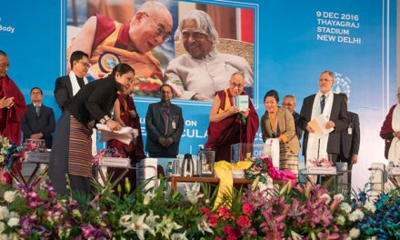 Simple warm-heartedness is a clear source of happiness: Leader of Tibet