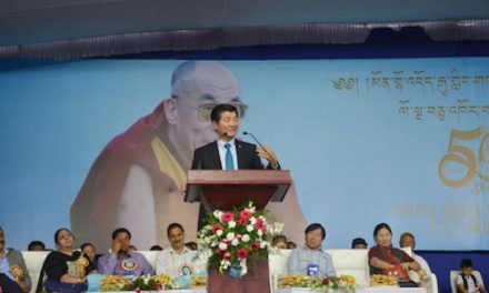 Our freedom struggle is alive, int'l support for Tibet is growing: Sikyong