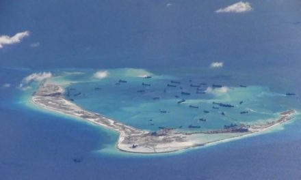 United States ready to confront Beijing on South China Sea