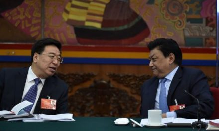 China's 'Mock Election' of Wu Yingjie as Party Chief for Tibet – More Chinese Communism in action!