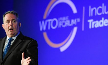 Brexit: Britain's WTO status 'could be blocked over territorial disputes'