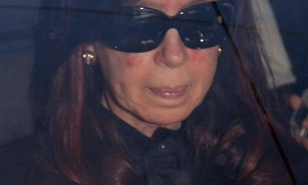 Ex-Argentina UK/Falklands hating president Cristina de Kirchner charged with corruption & has £525m assets frozen