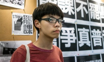 Hong Kong activist Joshua Wong under police protection after failed assault in Taiwan