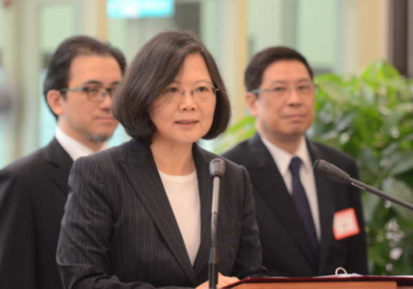 Taiwan President Tsai embarks on her Central American visit, U.S. stopovers