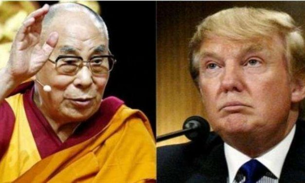 Trump Currently refusing to meet with Dalai Lama