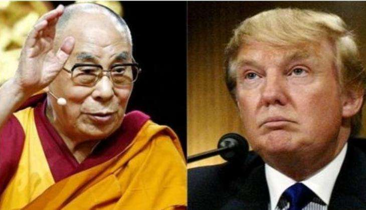 Trump Currently refusing to meet with Dalai Lama