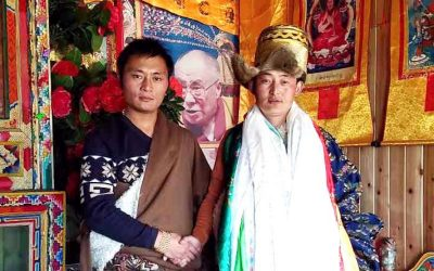 Tibetan arrested over protest for Tibet independence from China freed