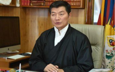 Sikyong greets people of Tibet on Tibetan New Year 'Losar 2144 '