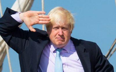 Open Comment 'The Boris Johnson Saga' by AlanMeekings