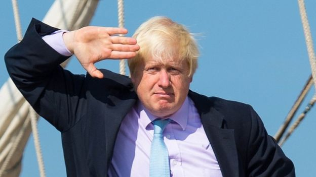 Open Comment 'The Boris Johnson Saga' by Alan Meekings