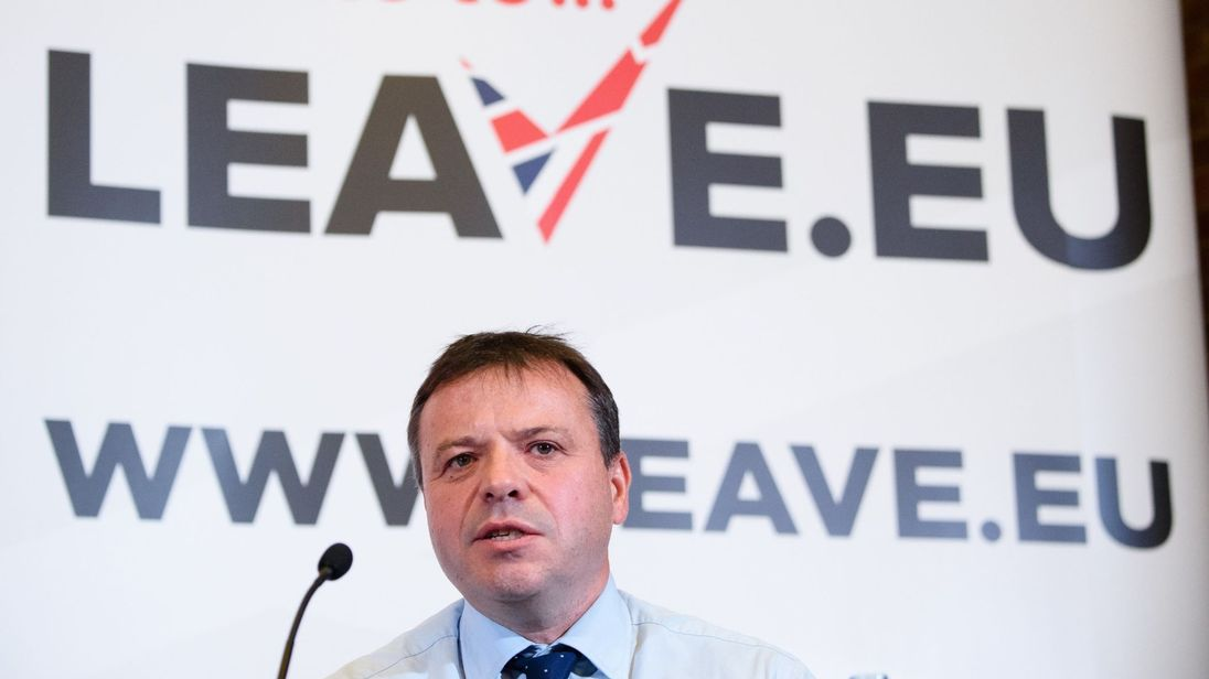 LEAVE.EU on the 'OFFENSIVE' once again
